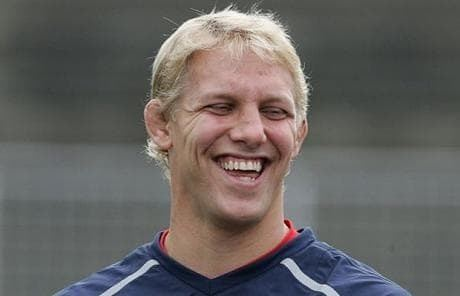 Lewis Moody Battered Lewis Moody relishes return to fray Rugby Union