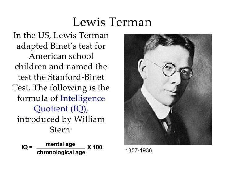 Lewis Terman - Alchetron, The Free Social Encyclopedia