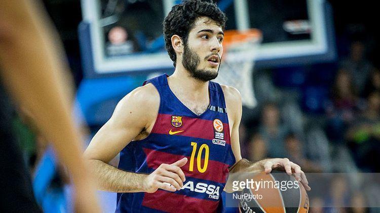 Álex Abrines OKC Thunder signs Barcelona39s shooting guard Alex Abrines Welcome