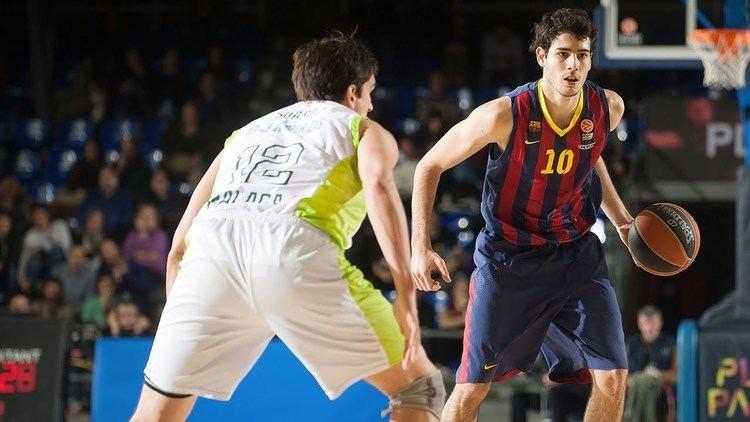 Álex Abrines Focus on Alex Abrines FC Barcelona YouTube