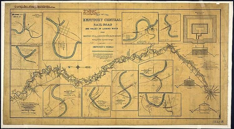 Lexington, Kentucky in the past, History of Lexington, Kentucky