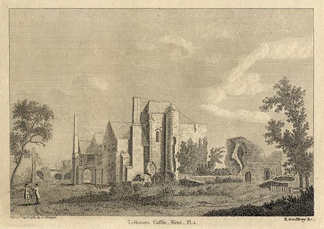 Leybourne Castle Leybourne Castle The Larkfield Historical Society