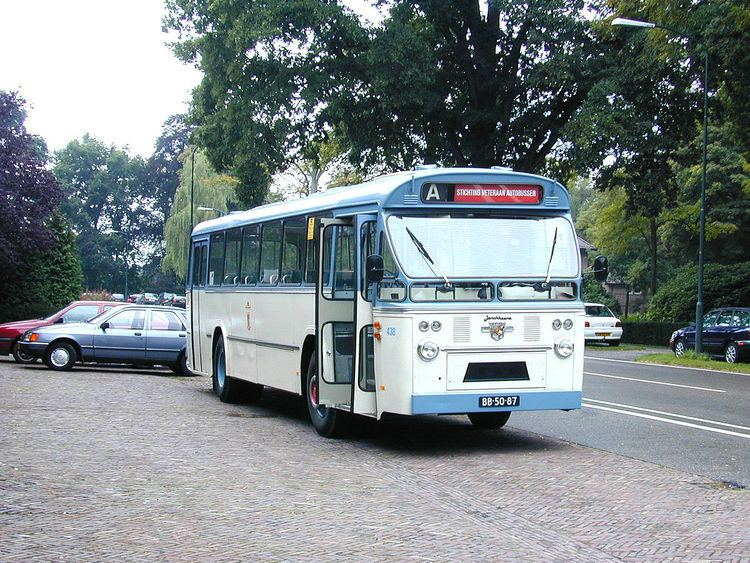 Leyland Royal Tiger Worldmaster