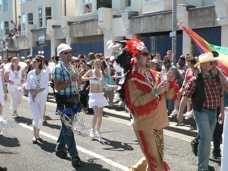 LGBT community of Brighton and Hove