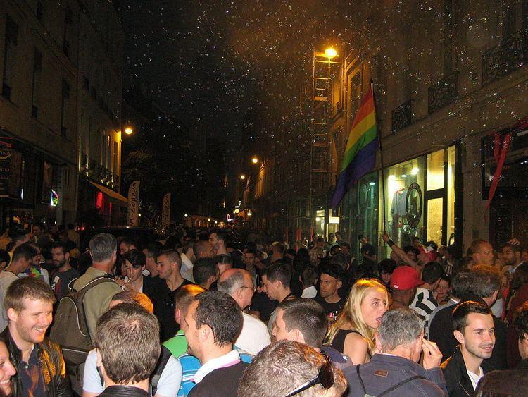 LGBT culture in Paris