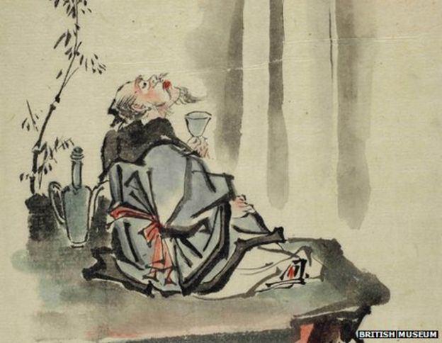 Li Bai Li Bai and Du Fu Chinas drunken superstar poets BBC News