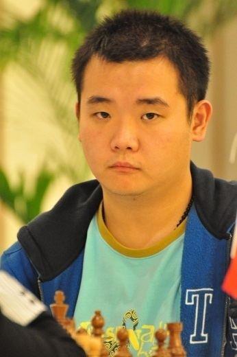 Li Chao (chess player) GM Li Chao I am fortunate Indonesia Chess Open 2013