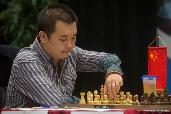Li Chao (chess player) Li Chao leads in Szeged Chess News