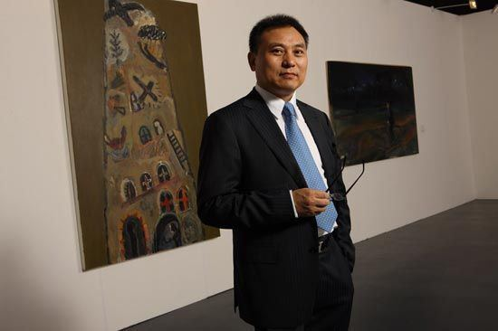 Li Guochang Li Guochang Chinas New Collectors Should Build Stronger Arts