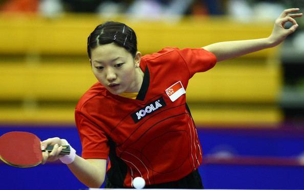 Li Jiawei Li Jia Wei Pictures 2008 ITTF China Table Tennis Open