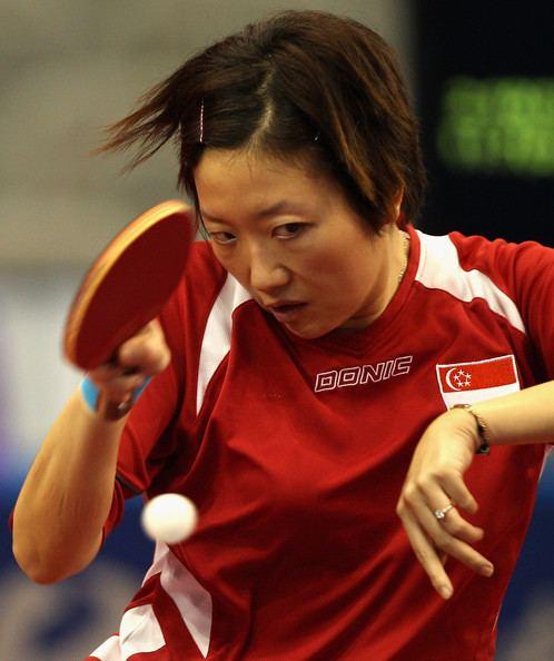 Li Jiawei Li Jia Wei Photos 16th Asian Games Day 4 Table Tennis