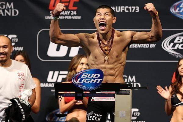 Li Jingliang Jingliang quotThe Leechquot Li MMA Stats Pictures News Videos