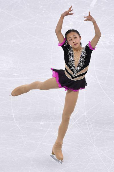 Li Xiangning Xiangning Li Photos Photos ISU Four Continents Figure Skating