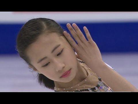 Li Xiangning Xiangning Li FS 2017 Worlds YouTube