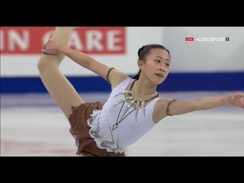 Li Xiangning Xiangning LI FS 2017 Four Continents Championships YouTube