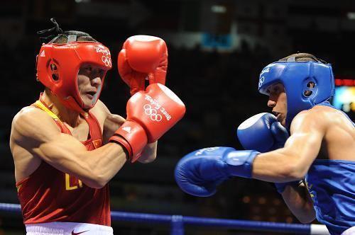 Li Yang (boxer) Chinese boxer Li Yang eliminated in quarterfinals chinaorgcn