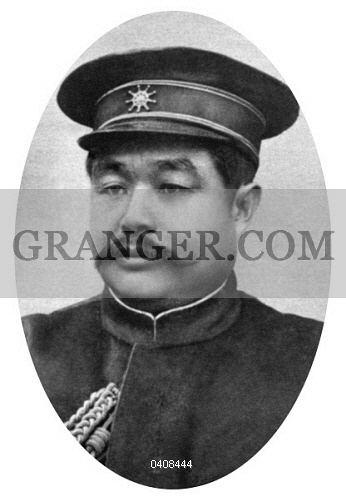 Li Yuanhong Image of LI YUANHONG 18641928 Chinese General And Politician