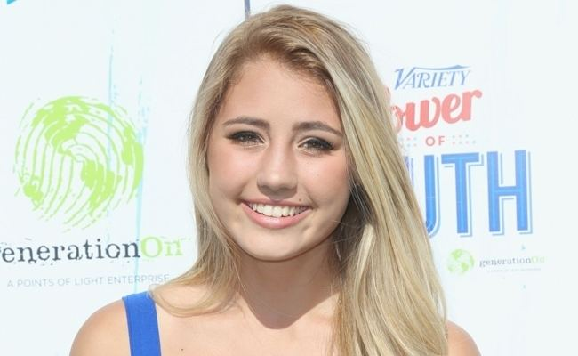Lia Marie Johnson YouTube Millionaires Lia Marie Johnson Is quotGoing With The