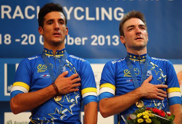 Liam Bertazzo Liam Bertazzo Photos Photos 2013 European Elite Track