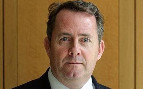 Liam Fox MPs39 expenses Liam Fox becomes highest shadow cabinet