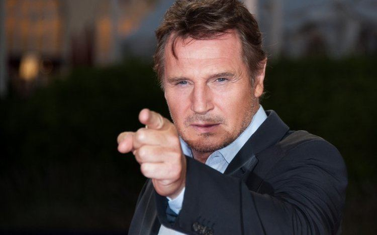 Liam Neeson Boycott Liam Neeson over shockingly offensive proabortion