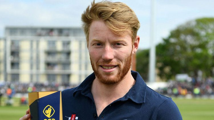 Liam Norwell Liam Norwell voted PCA Player of the Month for April Cricket News