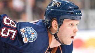 Liam Reddox Oilers recall Potulny and Reddox Edmonton Oilers
