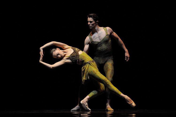 Liam Scarlett theartsdesk in Paris San Francisco Ballet 2 Dance