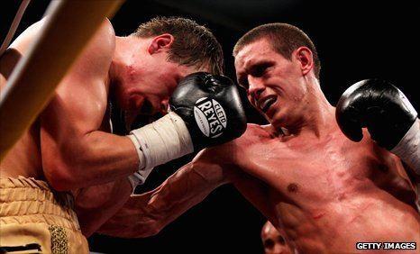 Liam Walsh (boxer) BBC Sport Liam Walsh retains title despite Paul Appleby