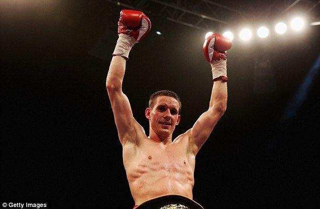 Liam Walsh (boxer) Liam Walsh beats Scott Harrison on points to retain WBO