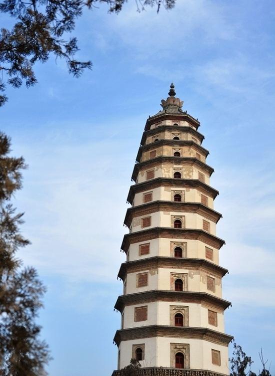 Liaodi Pagoda Kaiyuan Temple Pagoda Chinaorgcn