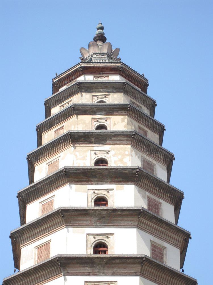 Liaodi Pagoda FileDingzhou Liaodi Pagoda 6jpg Wikimedia Commons