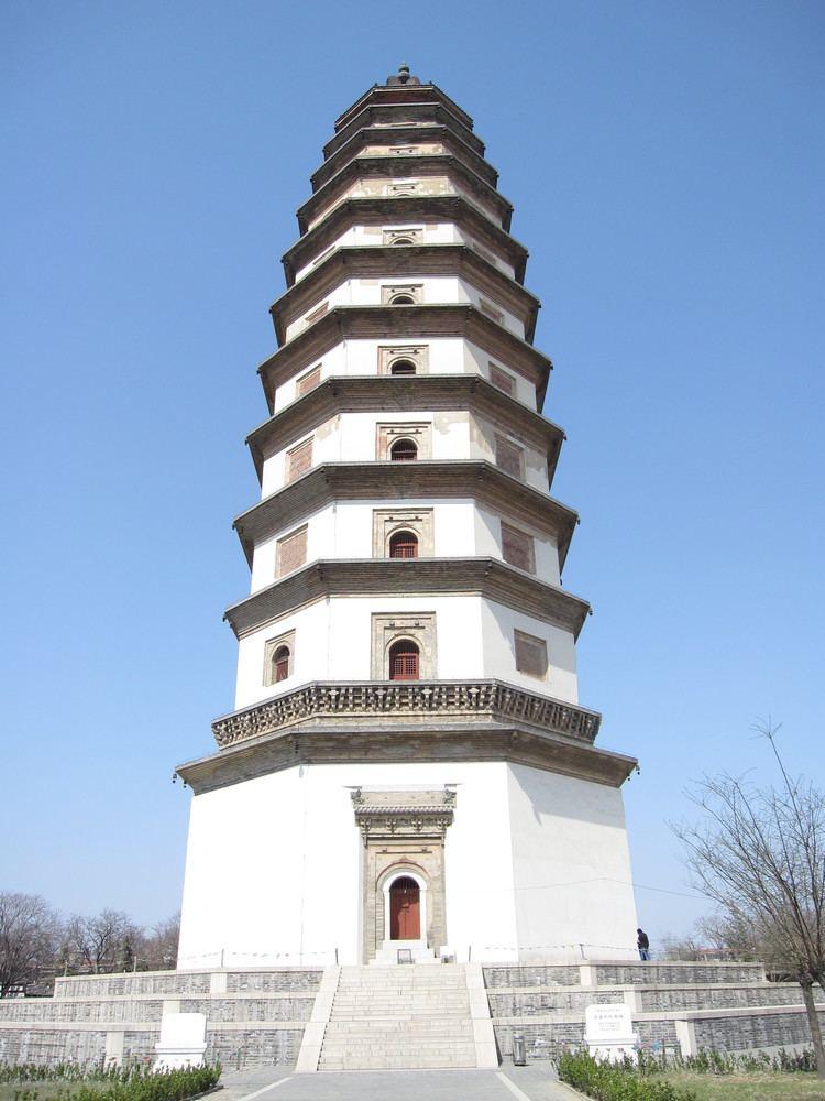 Liaodi Pagoda httpsuploadwikimediaorgwikipediacommonsff