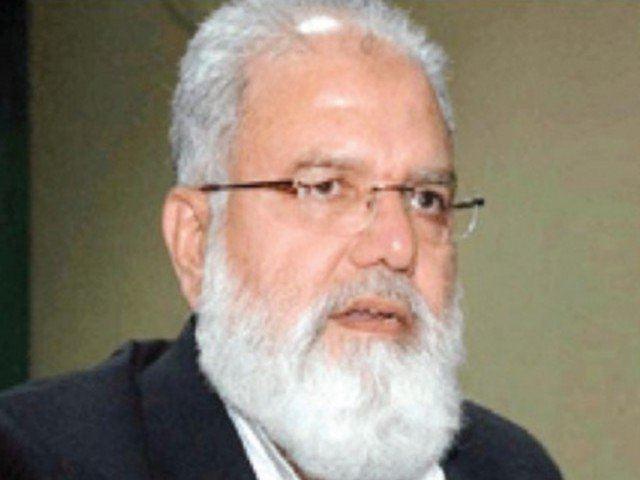 Liaqat Baloch Education Baloch decries lack of science teachers The