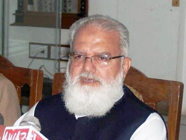 Liaqat Baloch Balochistan crisis has reached the point of no return