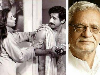 Gulzars 1988 film Libaas starring Shabana Azmi and Naseeruddin