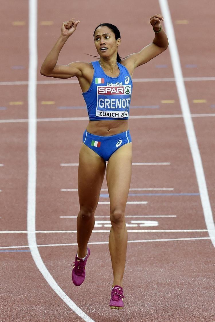 Libania Grenot Chi Libania Grenot medaglia d39oro a Zurigo una freccia