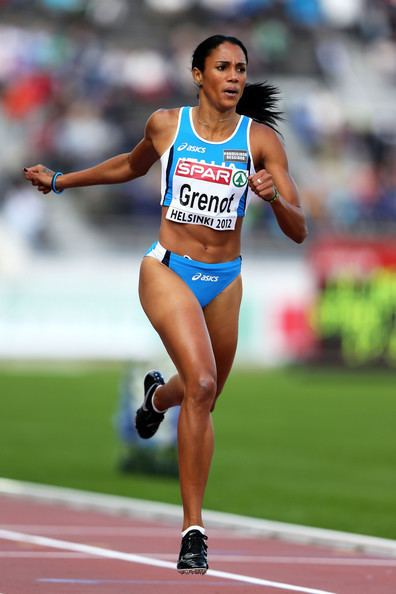 Libania Grenot Libania Grenot Photos 21st European Athletics