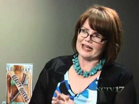 Libba Bray Authors Revealed Libba Bray YouTube