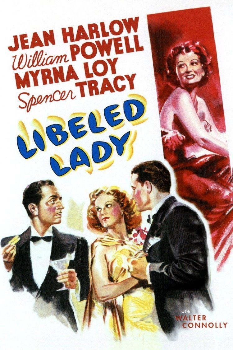 Libeled Lady wwwgstaticcomtvthumbmovieposters4949p4949p