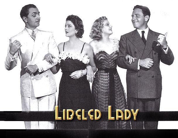 Libeled Lady Libeled Lady