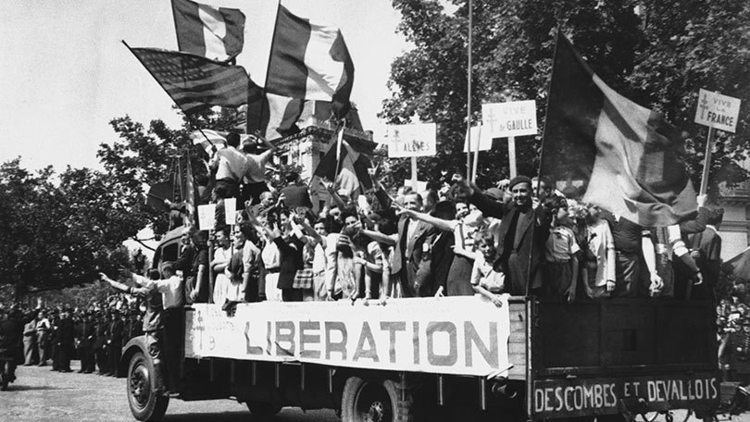 Liberation of Paris The liberation of Paris in pictures