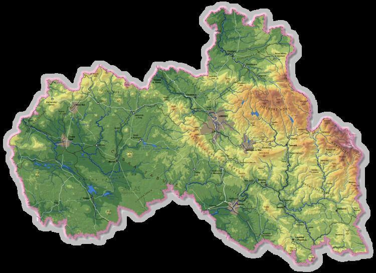 Liberec Region Liberec region