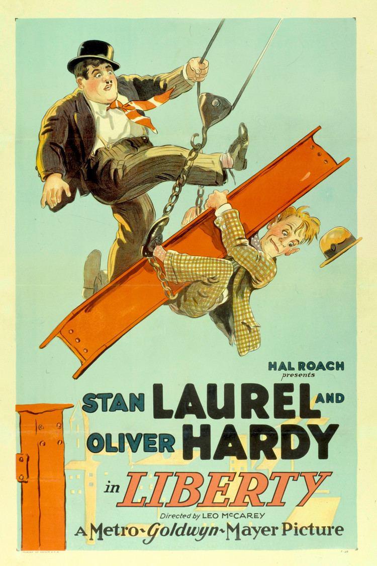 Liberty (1929 film) wwwgstaticcomtvthumbmovieposters172892p1728