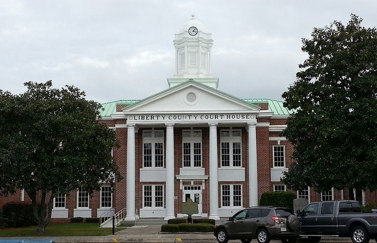 Liberty County Courthouse (Georgia)