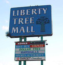 Liberty Tree Mall httpsuploadwikimediaorgwikipediacommonsthu