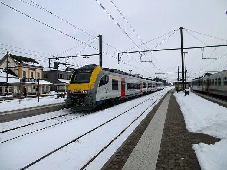 Libramont railway station