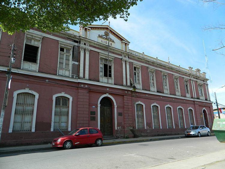Liceo Neandro Schilling Liceo Neandro Schilling Wikipedia