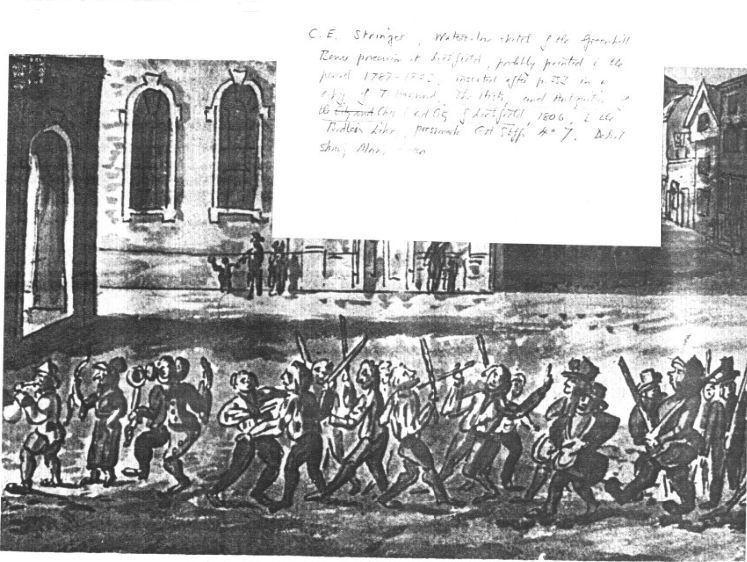 Lichfield in the past, History of Lichfield
