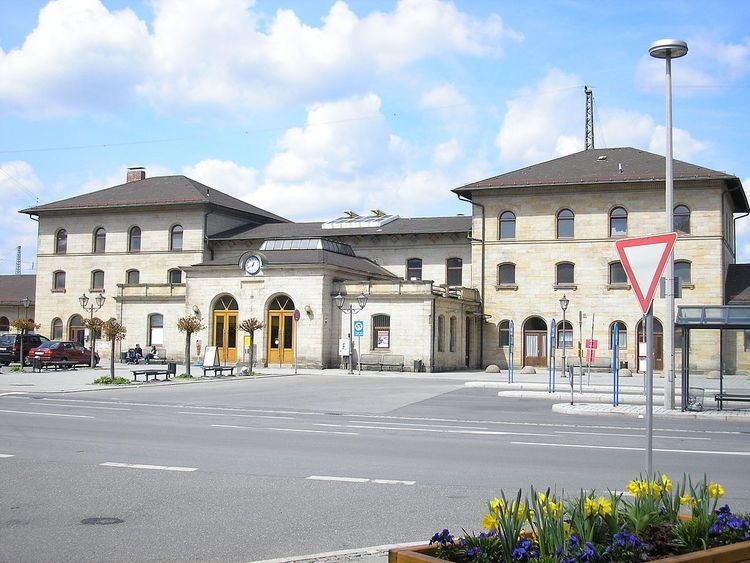 Lichtenfels station